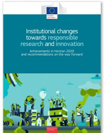 cover_Institutional changes towards RRI