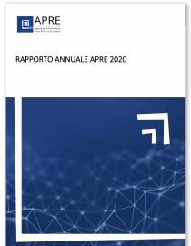 cover rapporto annuale